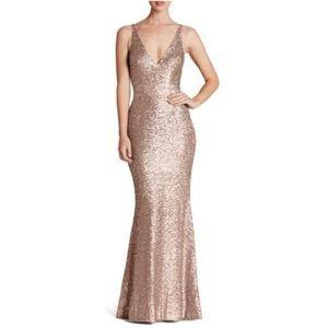 "Dress The Population ""Harper"" Sequin Mermaid Gown"